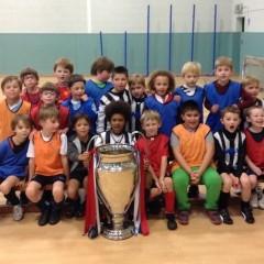 WFA Football Party